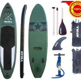 Atoll Inflatable Paddle Board