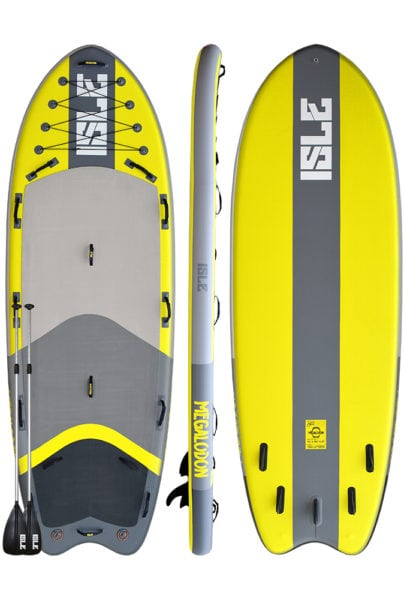 Vilano Voyager 11 6 Thick Inflatable Sup Stand Up Paddle
