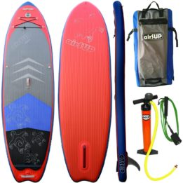 airSUP Inflatable SUP 10′