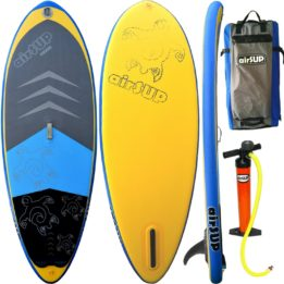 airSUP Inflatable SUP 8'1″