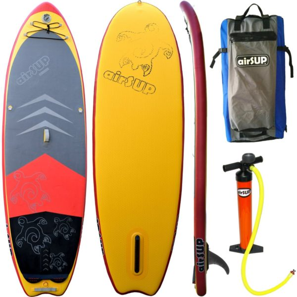 airSUP Inflatable SUP Board