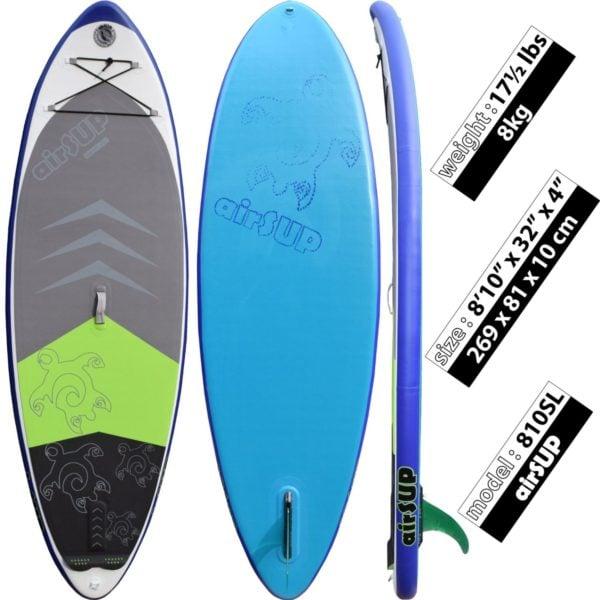 airSUP Inflatable Paddle Board