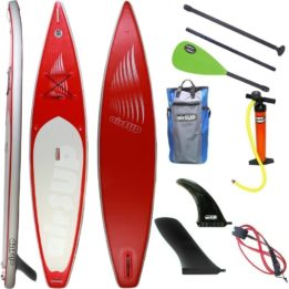 airSUP Inflatable SUP 12'6″
