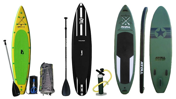 best inflatable standup paddleboard of 2016
