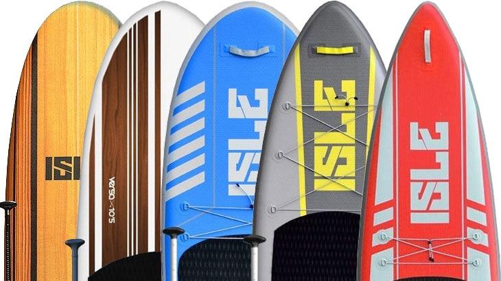isle sup boards