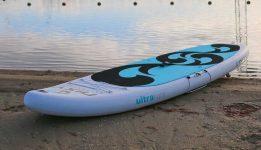 Nixy Venice Yoga iSUP Review