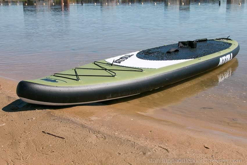 Atoll 11 Paddle Board Review