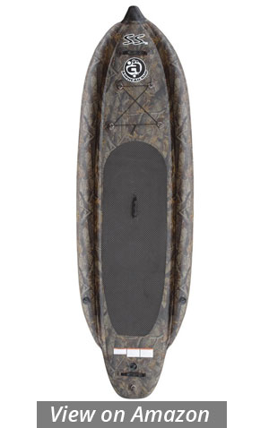 AIRHEAD AHSUP-3 Fishing Paddleboard