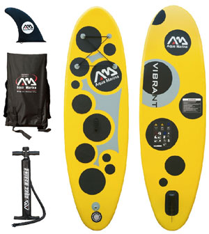 Aqua Marina Vibrant kids paddle board
