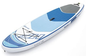 Bestway Hydro Force Oceana Tech paddle board review