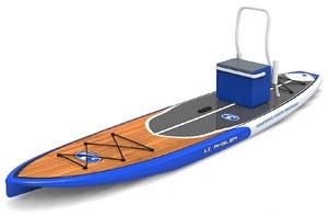 California Board Company Angler Fishing SUP