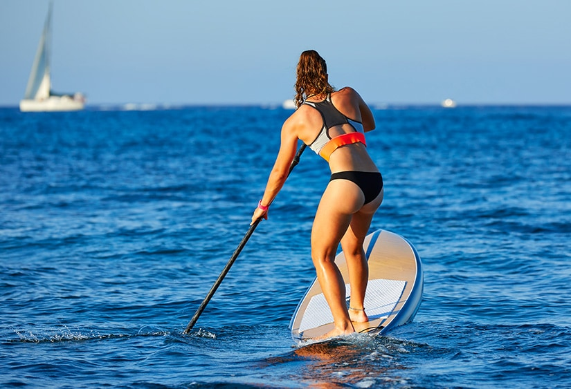 How Many Calories Do You Burn with Stand Up Paddle Boarding