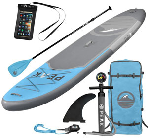 Isle Peak Inflatable Paddle Board Review