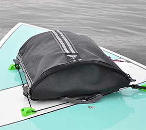 Seattle Sports Vinyl Coated Mesh Paddle Board Deck Bag