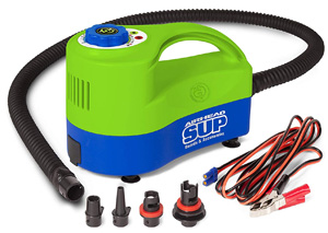 Airhead velocity sup electric pump
