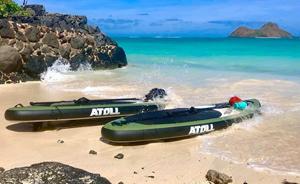 atoll deck pad