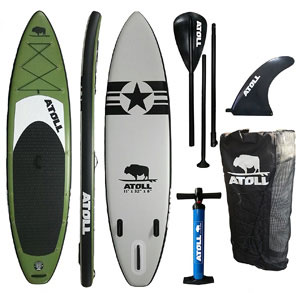 Atoll Inflatable SUP Board