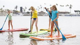 best kids paddle board review