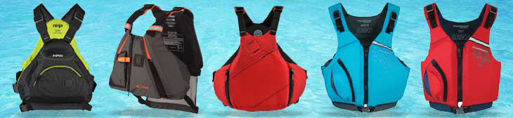 best pfd vests for sup