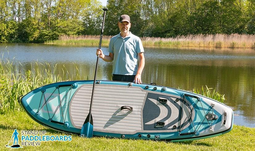 blackfin model x 2021 paddle board