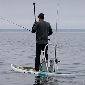bote fishing rac