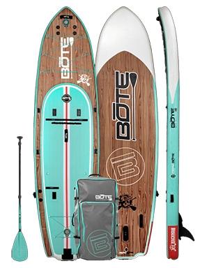 bote rackham aero fishing paddle board