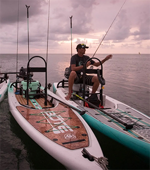 bote solid micro skiff
