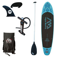 cheap paddle board aqua marina vapor