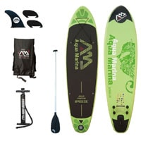 cheap sup board aqua marina breeze