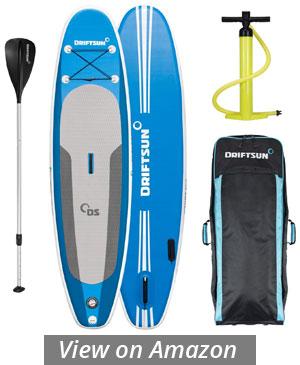 driftsun explorer inflatable sup board