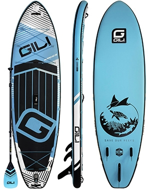 gili meno yoga paddle board