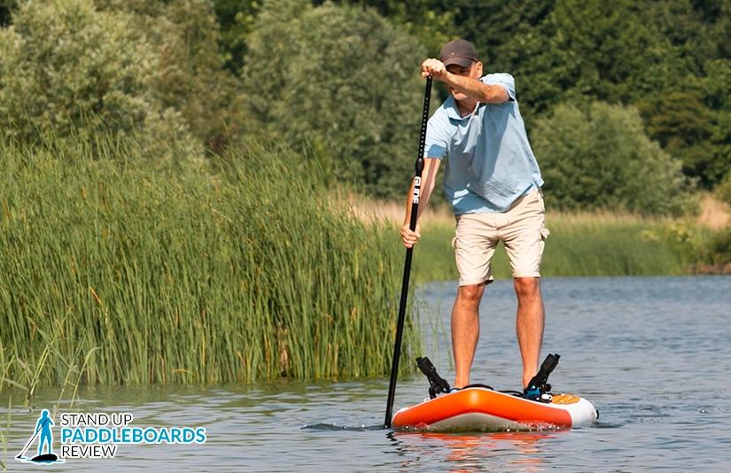 glide angler fishing paddle board 2021