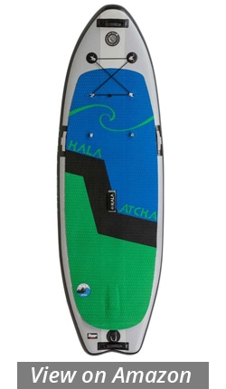 hala atcha whitewater downriver sup inflatable