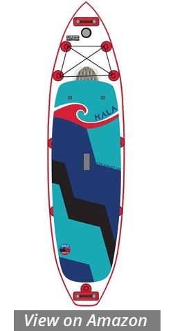 hala carbon straight up performance all around sup board