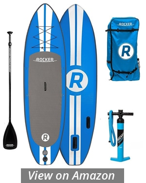 irocker all around 10 paddle board