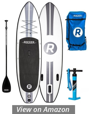 irocker all around 11 inflatable sup board