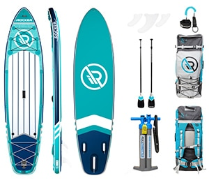 irocker all around 11 sup board package