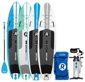 irocker best inflatable paddle board