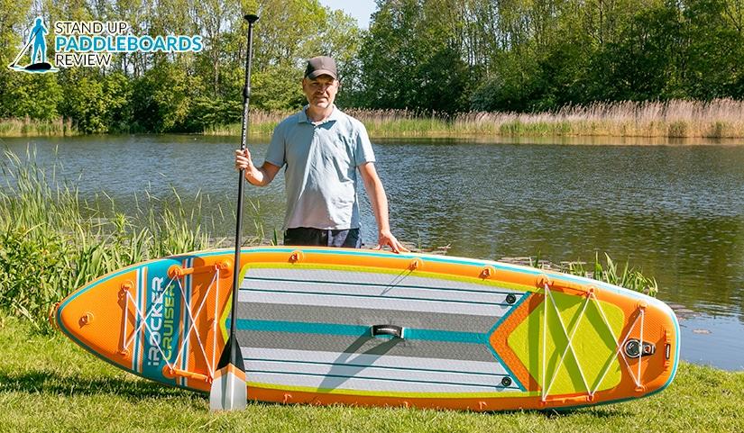 irocker cruiser 2021 paddle board