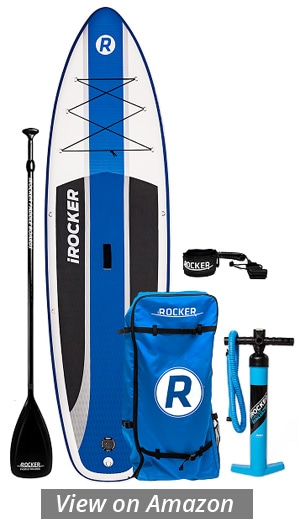 irocker cruiser paddle board