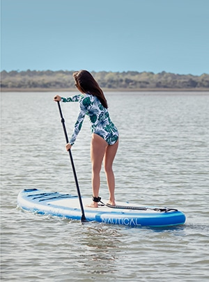 irocker nautical sup paddled
