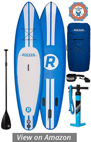 irocker sport 10 paddle board