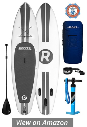 irocker sport 11 inflatable sup board