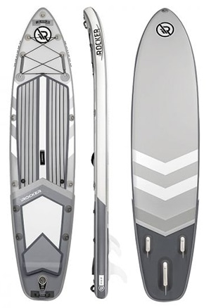 irocker sport paddle board review