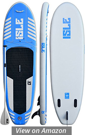 isle airtech 10 inflatable paddle board