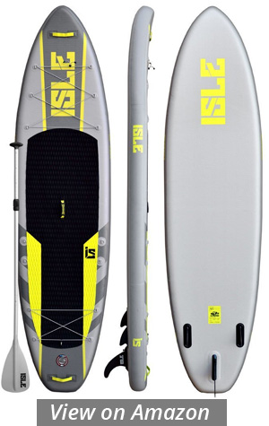 isle airtech 11 inflatable sup board
