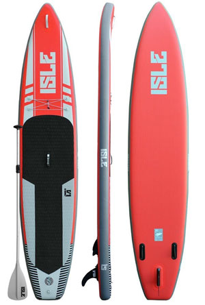 isle airtech touring paddle board