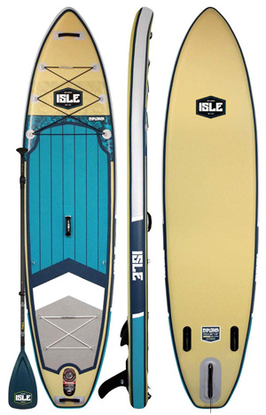 isle explorer paddle board