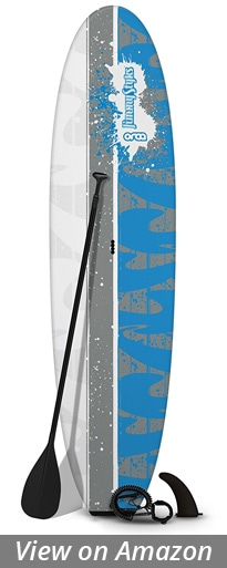 jimmy stykes orca soft top paddle board