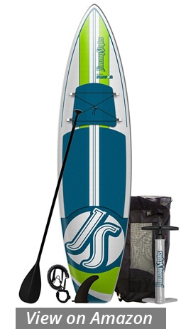 jimmy stykes puffer inflatable paddle board